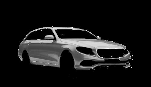 Цвета кузова E-Class T-Modell (S213)